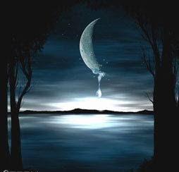 luna de melancolia