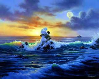 amor marino de mujer