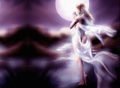 bella bruja blanca