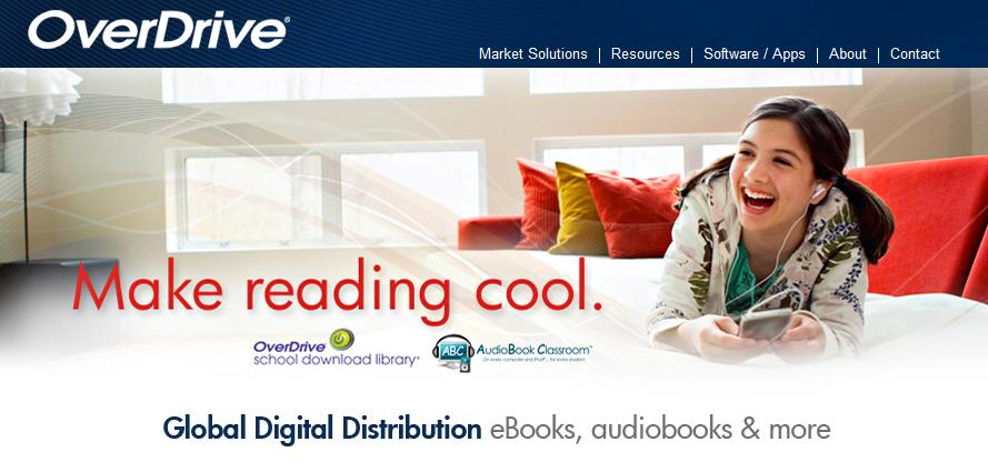 Overdrive: τριπλασιάστηκε ο δανεισμός e-books