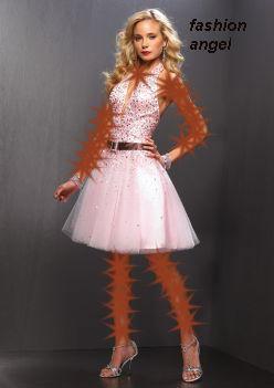 Tilila...........................(T.A.J): short prom dresses