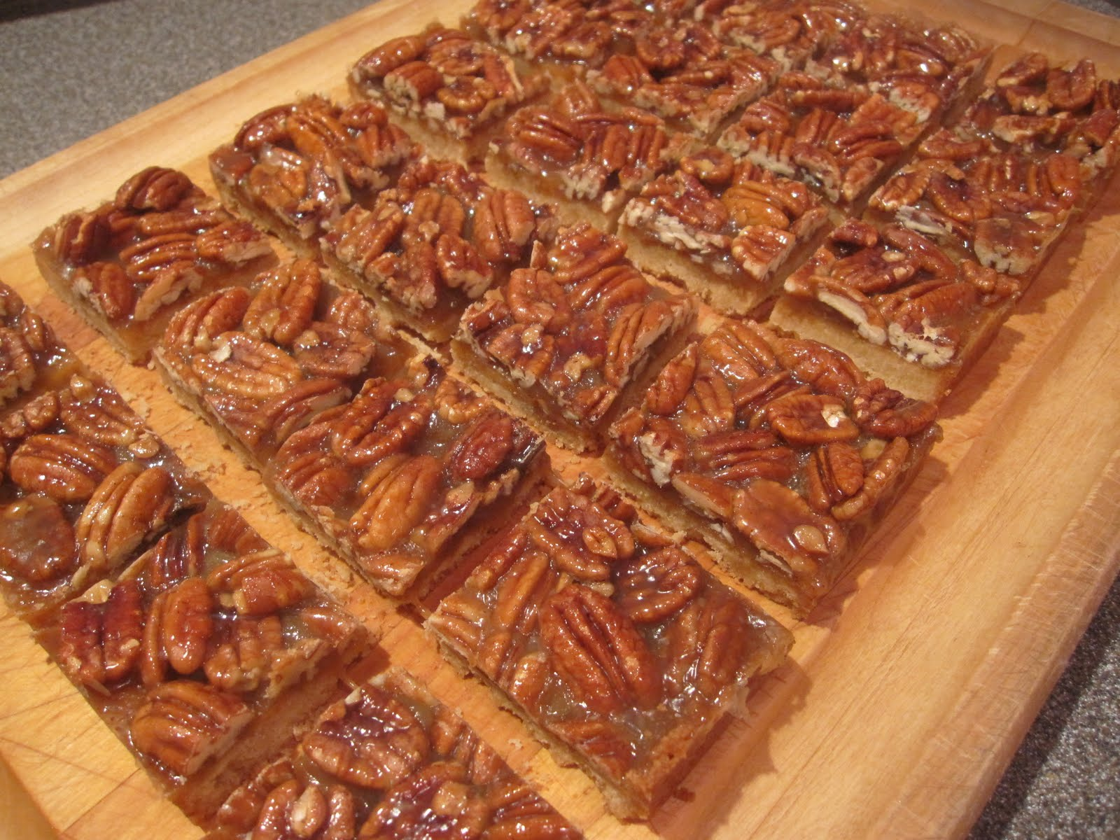 pecan squares pecan chocolate squares yum yum squares strawberry ...