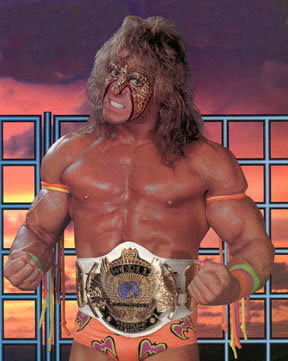 Ultimate Warrior vs Vince McMahon