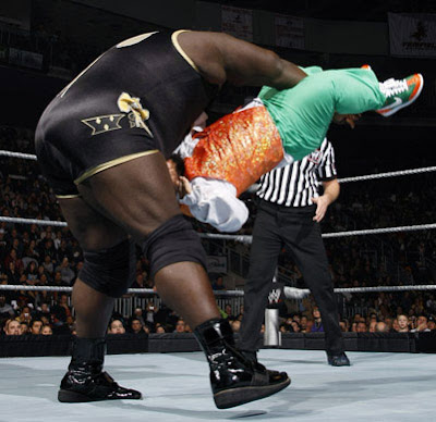 Mark Henry Hornswoggle