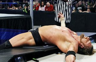 triple h passed out