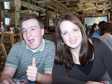 Brandi (my oldest daughter) and David (my oldest son)