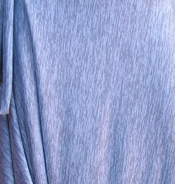 seda fría ,muestra de color de babuchas chiripá-