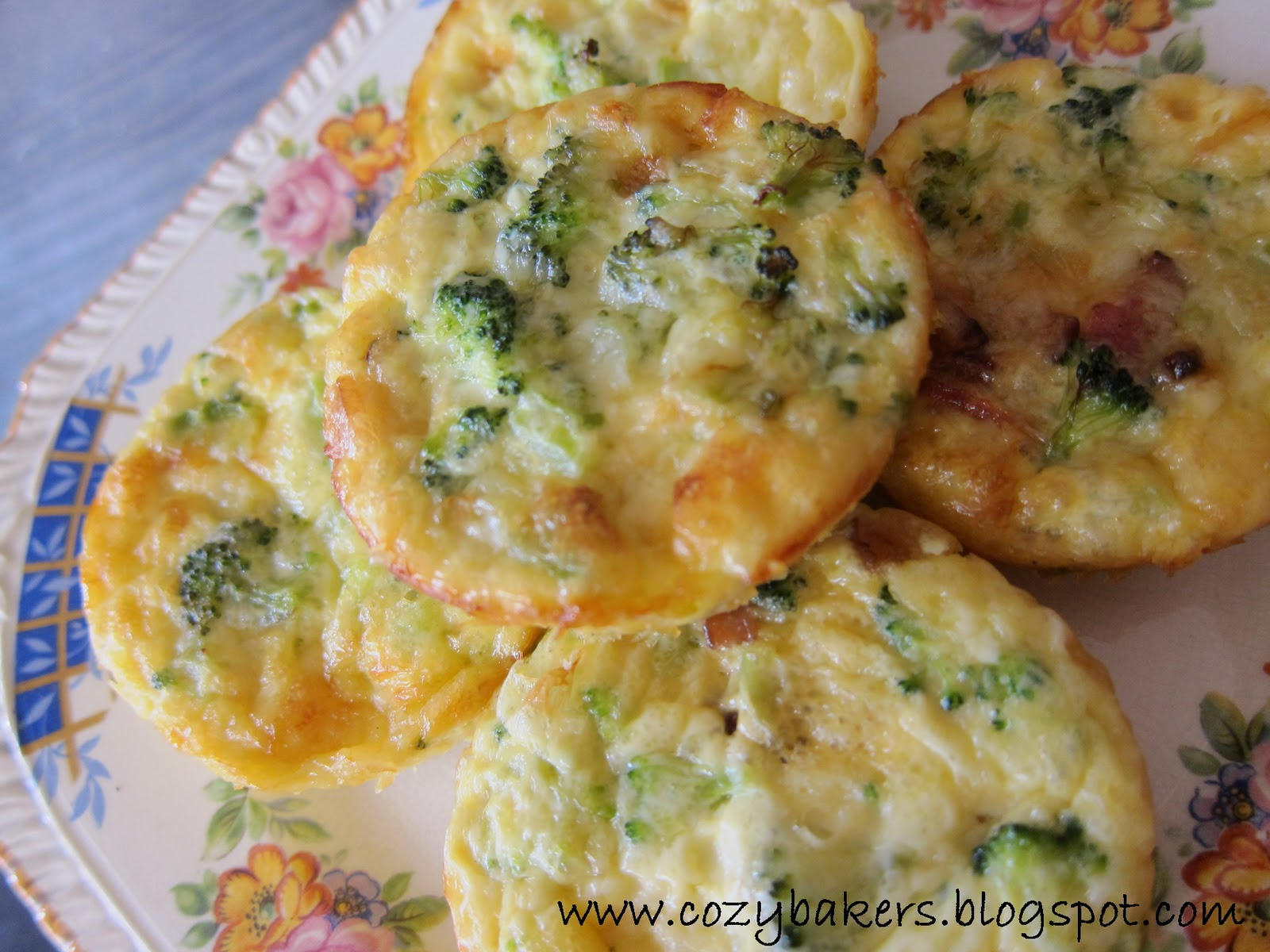 Mini Broccoli, Cheddar And Bacon Quiche Recipes — Dishmaps