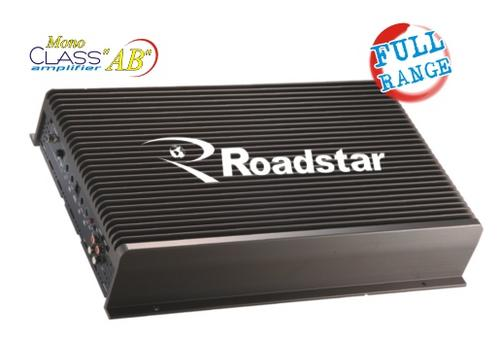 [ROADSTAR+RS-2500AB+5000+Watts+1OHM+2500+RMS]