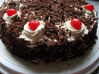 Black Forest Cake Packet Mix