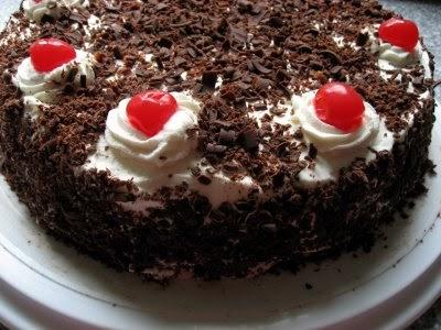 Recipe Book Black Forest Cake Recipe