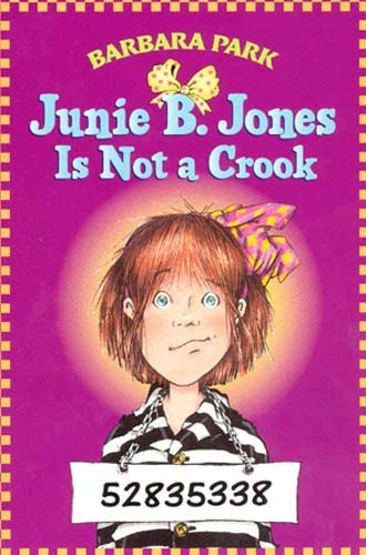 Good Books Great Storytimes Junie B Jones Is Not A