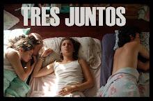 """""""TRES JUNTOS"""" ganador del concurso """"historias breves""""(incaa)(CINE) estreno comercial:16 de ABRIL 09"""