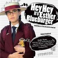 Capa do filme Uma garota diferente - Hey hey it's Esther Blueburger