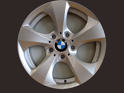 bmw 320d Aero wheel rims