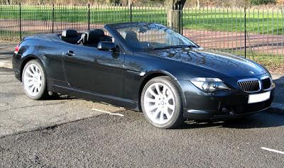 BMW 630i safety