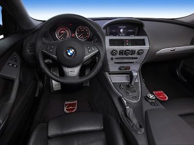 bmw 630i Interior