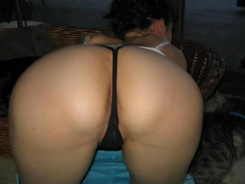 Sey Thong Ass On All Fours