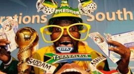 partido inaugural en sudáfrica 2010