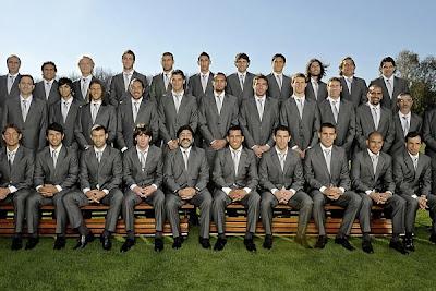 bilardo no está en la foto de la seleccion argentina