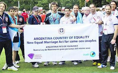 ARGENTINA CAMPEON MUNDIAL DE FUTBOL GAY
