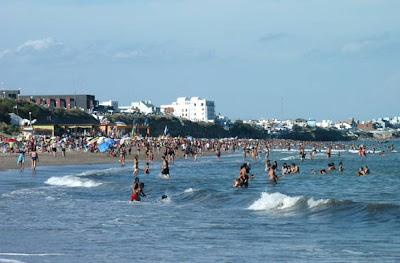 playas de argentina, turismo de verano