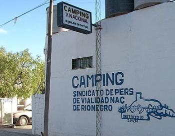 campings en las grutas argentina