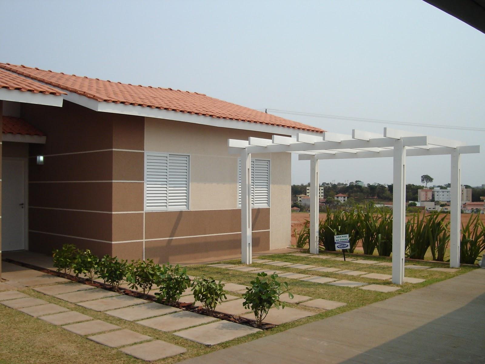 Casas em presidente prudente fotos da casa decorada for Casas decoradas por dentro