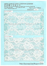 Net Lace Fabric Supplier - Hong Kong Li Seng Co Ltd