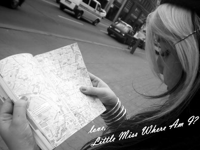 love, little miss where am I?