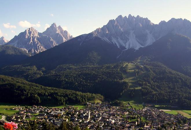 Adoro la montagna...
