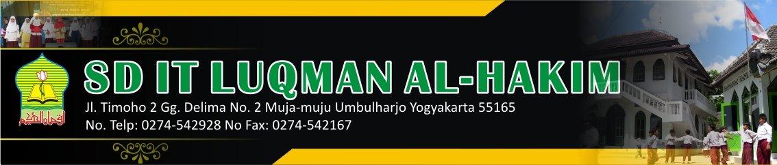 SDIT LUQMAN AL-HAKIM