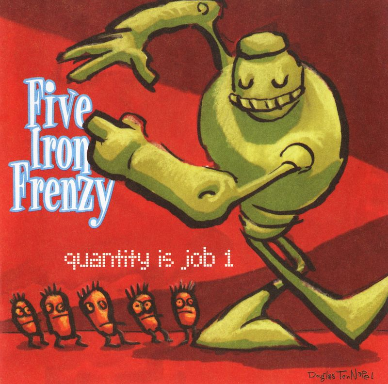 Five Iron Frenzy - Plan B