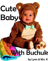 Cute Baby with Buchuk