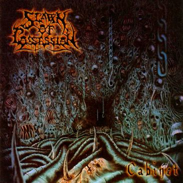 Band : Spawn of Possession Origin : Sweden Album : Cabinet