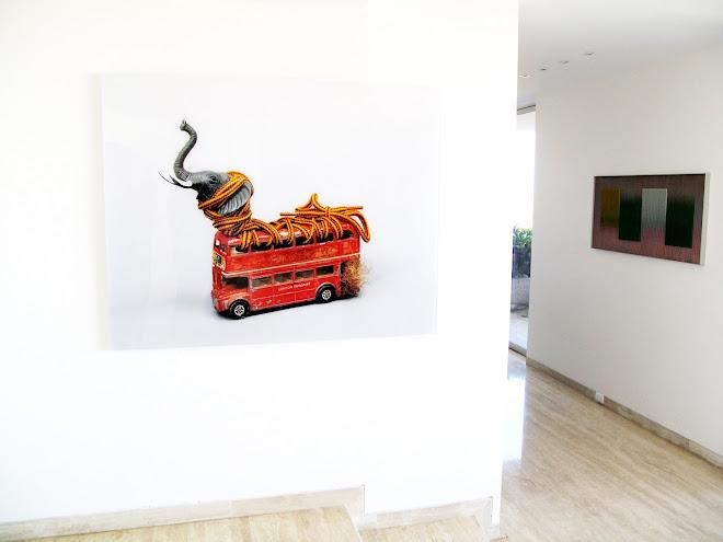 LONDON_MUMBAI    de la Serie: Modernismo Anacronico