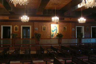 Romualdez Museum ground floor hall
