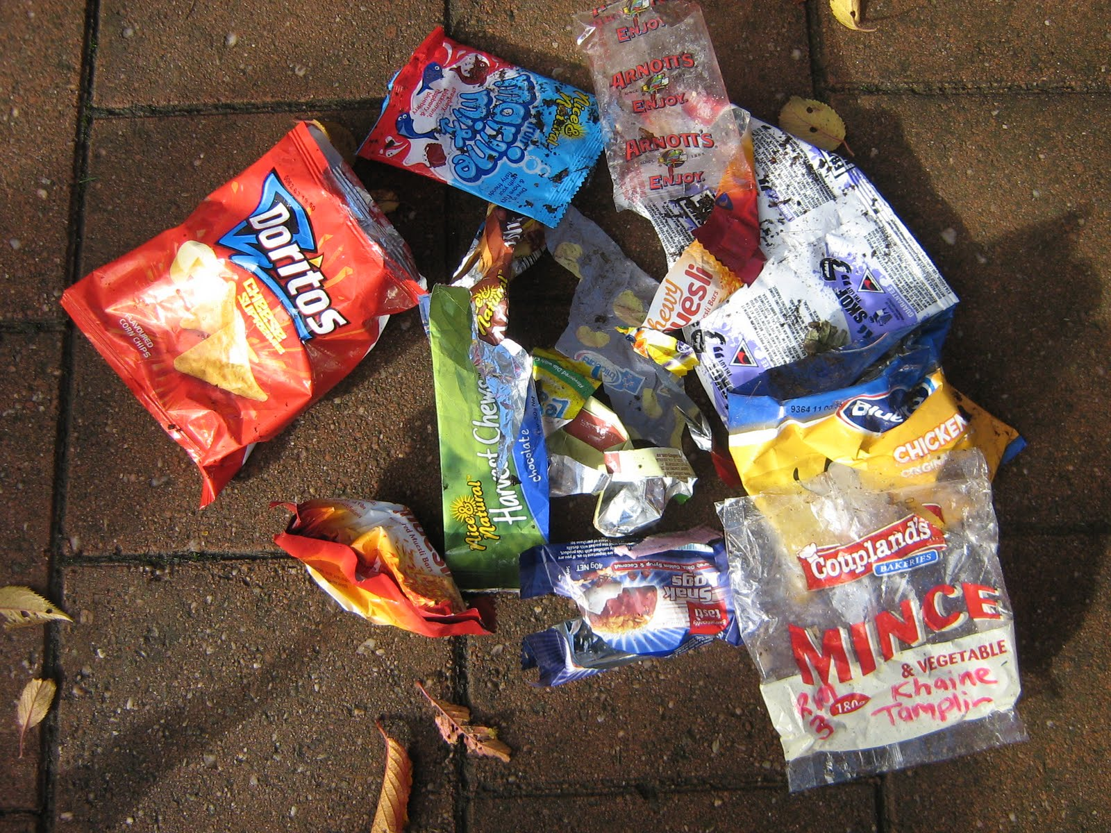 the rubbish The last few months also saw waste professionals taking the rubbish diet challenge.