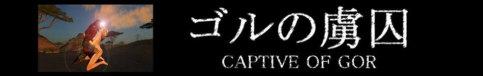 ゴルの虜囚 【CAPTIVE OF GOR】