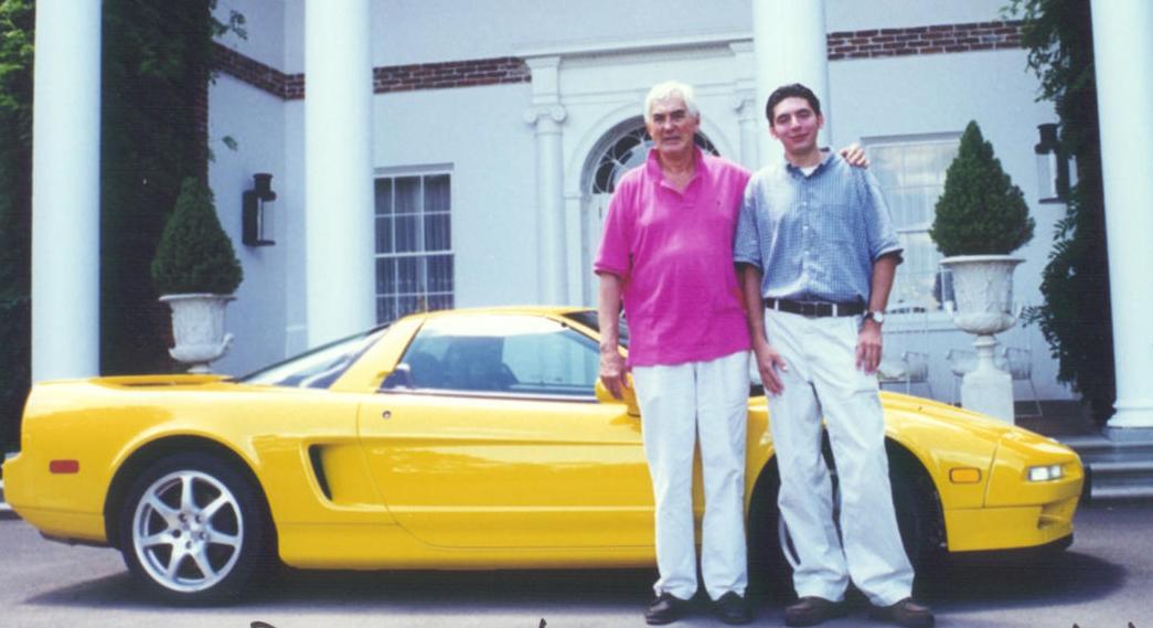 Mem 243 Rias Automotivas John Delorean 1925 2005 Blog