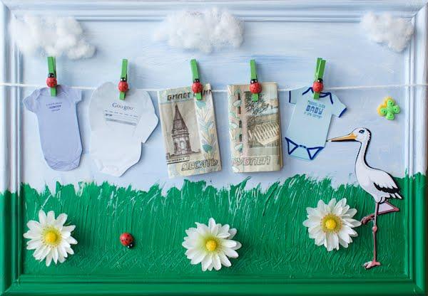 Как подарить необычно деньги на день рождения 185