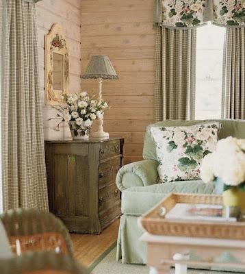 Apple pie and shabby style voglia di cottage for Tessuti arredamento francesi