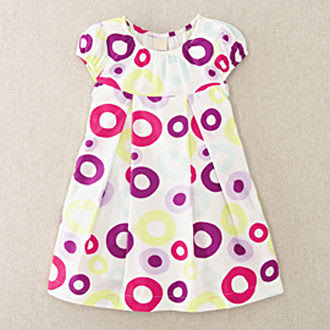 Tea collection Rio dream dress:designer clothes for kids and babies