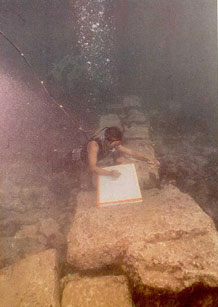 Archaeological findings about city of Dwarka