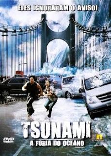 Tsunami: A Fúria do Oceano Dublado