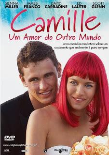 Filme Poster Camille Um Amor do Outro Mundo BRRip RMVB Dublado