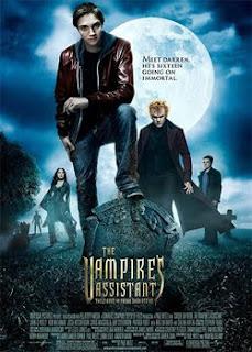 Filme Poster O Aprendiz de Vampiro DVDRip RMVB Legendado