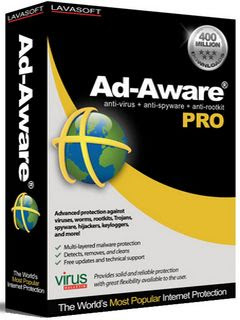 Ad-Aware Pro Internet Security 2010 v8.2