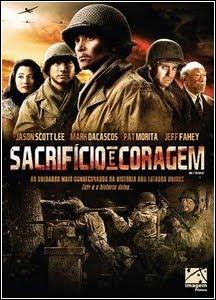 Filme Poster Sacrifício E Coragem DVDRip XviD Dual Audio