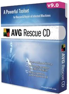 Rescue CD   AVG Download   AVG Rescue CD 9.0